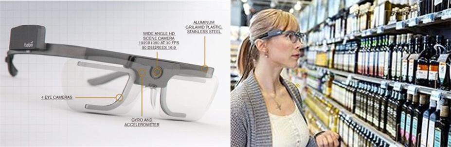 Goggle Eye tracking 고글형 시선추적